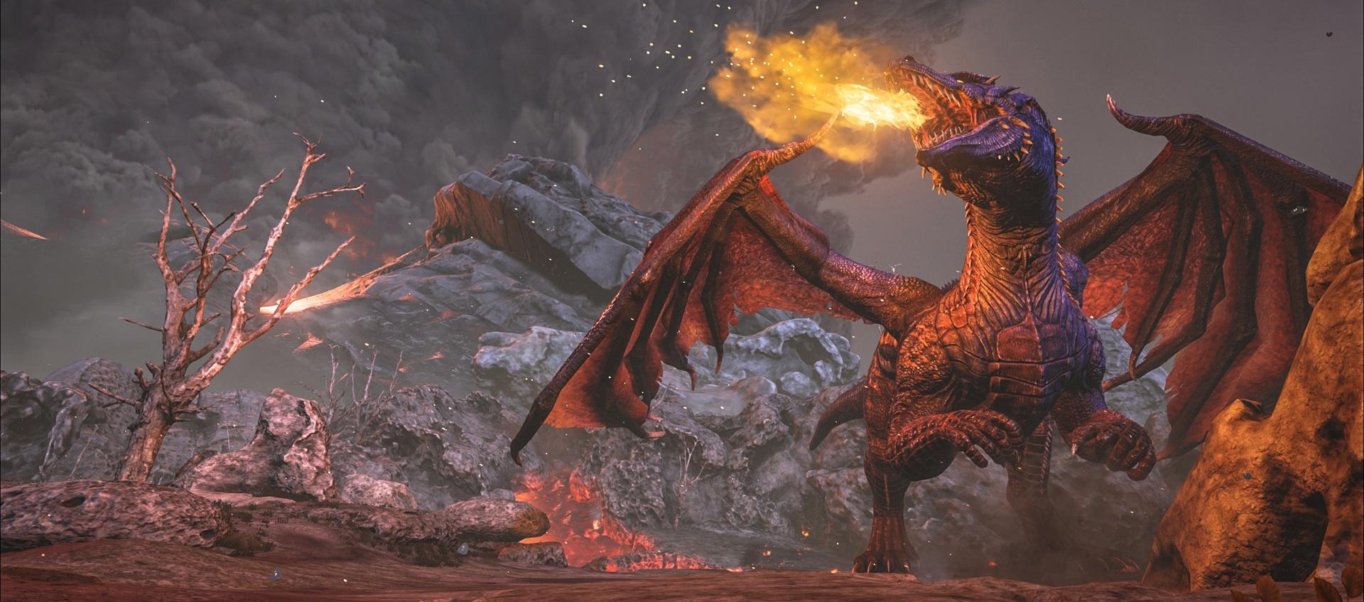 Ark Drachen-Arena